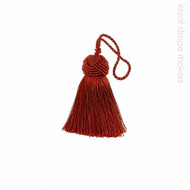 IDM - Classic Key Tassel 1050-00 _8566 Earth  | Key Tassel, Curtain & Upholstery, Trim - Brown, Traditional, Domestic Use