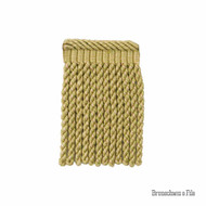Brunschwig And Fils - Coeur Bullion-S - Chartreuse  | Fringe, Curtain & Upholstery Trim - Synthetic, Traditional