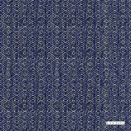 Lee Jofa - Piel Diamond - Denim  | Upholstery Fabric - Blue, Fibre Blends, Small Scale, Diamond - Harlequin