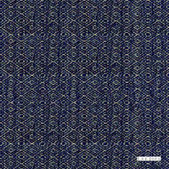 Lee Jofa - Piel Diamond - Sapphire  | Upholstery Fabric - Blue, Fibre Blends, Small Scale, Diamond - Harlequin