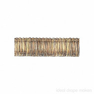 IDM - Exquisite Brush Fringe 1111_8819 Chocolate Delight  | Fringe, Curtain & Upholstery Trim - Brown, Tan, Taupe, Traditional, Domestic Use