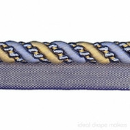 IDM - Cavalier Flanged Cord 1011_8780 Jacaranda  | Flange Cord, Trim - Pink, Purple, Traditional, Domestic Use