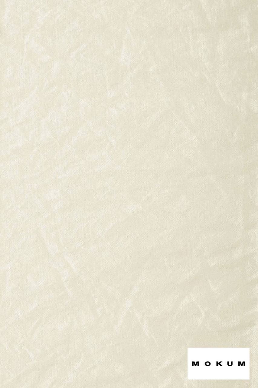 Mokum Couture - Alabaster  | Curtain & Upholstery fabric - Plain, White, Natural Fibre, Domestic Use, Dry Clean, Natural, White, Standard Width