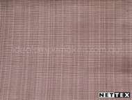 Nettex Grange Amethyst MG39  | Curtain Fabric - Brown, Plain, Fibre Blends, Uncoated, Domestic Use, Standard Width, Strie