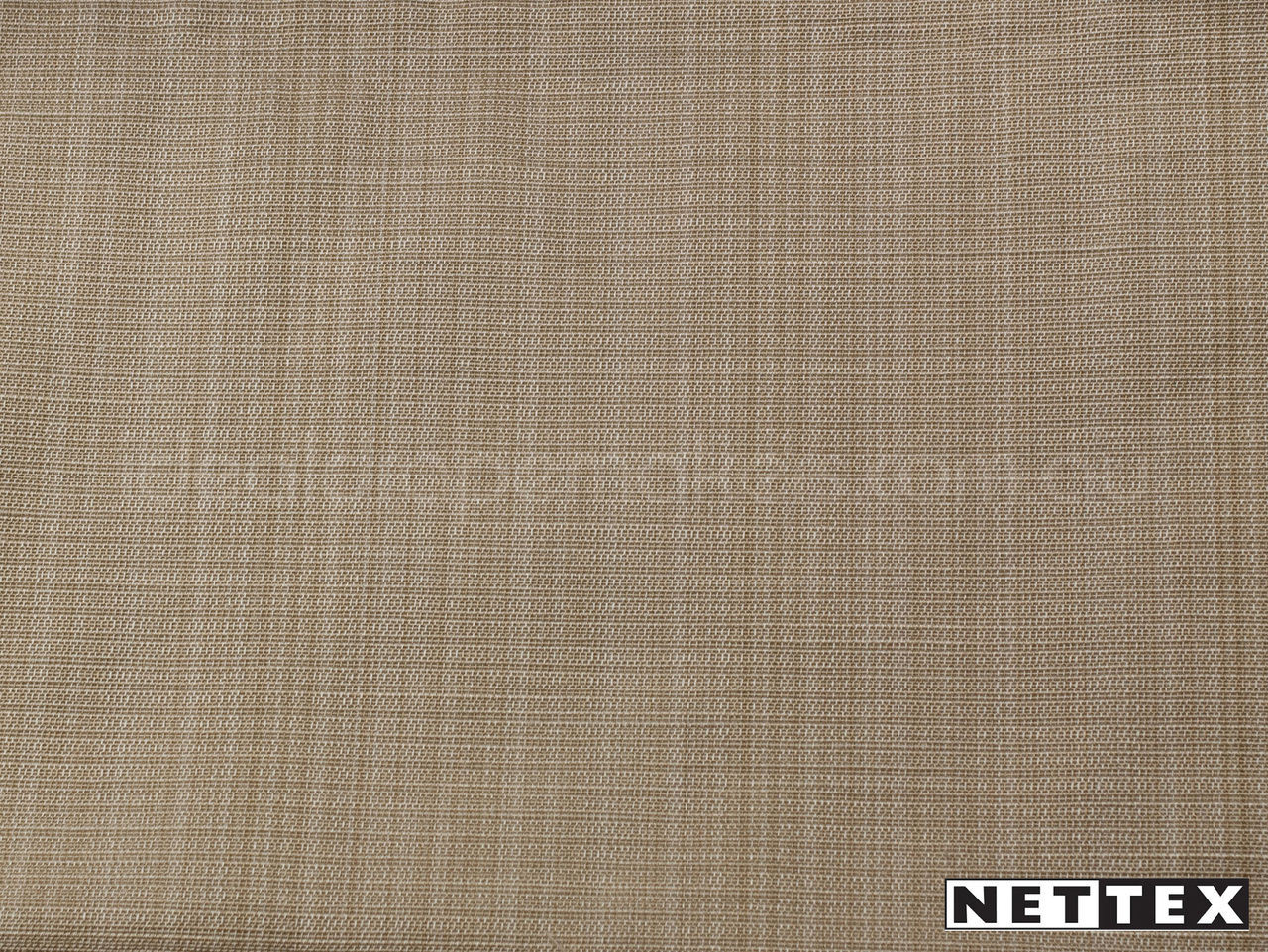 Nettex Grange Cane MG39  | Curtain Fabric - Brown, Plain, Fibre Blends, Transitional, Uncoated, Domestic Use, Standard Width, Strie