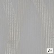 JW Design - Jazz Ivory Sheer 300cm  | Curtain Sheer Fabric - White, Contemporary, Modern, Pattern, Synthetic, Washable, Domestic Use, White, Weighted Hem, Wide Width