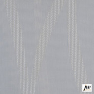 JW Design - Inspire Ivory Sheer 300cm  | Curtain Sheer Fabric - Plain, White, Contemporary, Modern, Pattern, Synthetic, Transitional, Washable, Domestic Use, White, Wide Width