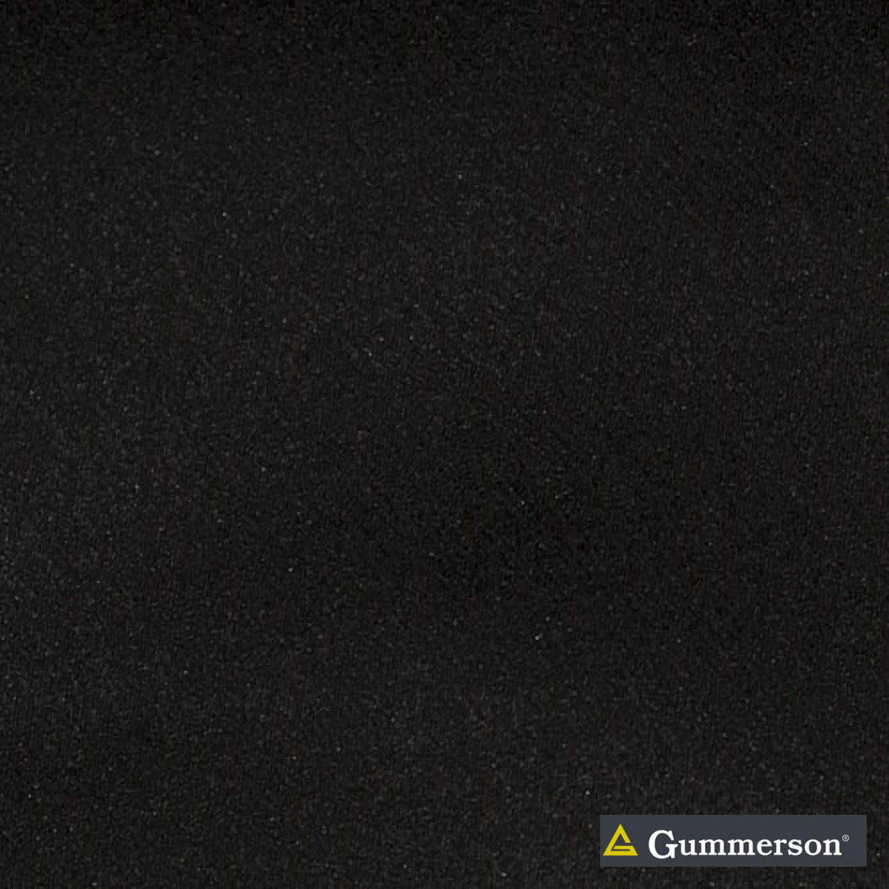 Gummerson - Continuous-Softweave Black Room-Darkening 290cm  | Curtain Fabric - Fire Retardant, Plain, Black - Charcoal, Synthetic, Washable, Weave, Domestic Use, Softweave