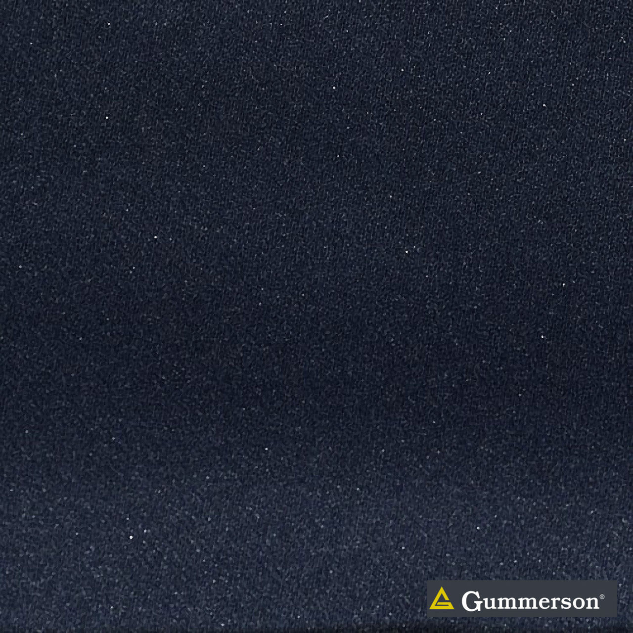 Gummerson - Continuous-Softweave Midnight Room-Darkening 290cm  | Curtain Fabric - Blue, Fire Retardant, Plain, Synthetic, Washable, Weave, Domestic Use, Softweave, Wide Width