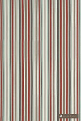 James Dunlop Bahamas - Daiquiri  | Upholstery Fabric - Stain Repellent, Brown, Outdoor Use, Stripe, Synthetic, Traditional, Washable, Bacteria Resistant, Commercial Use