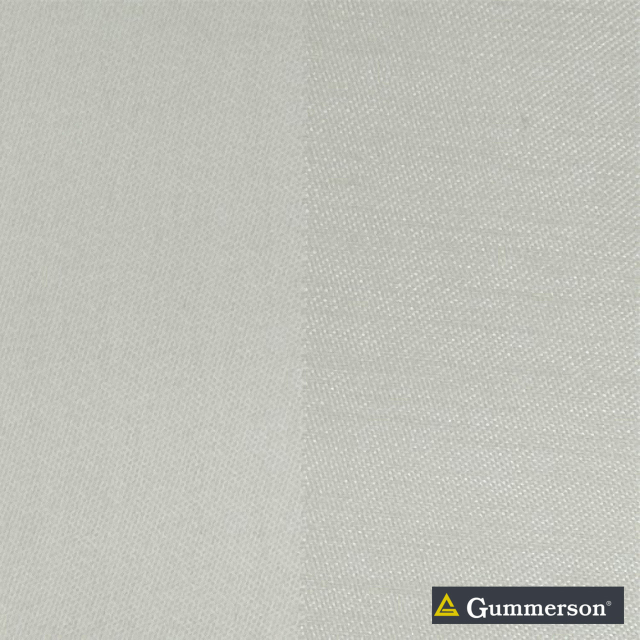 Gummerson - Valencia Linen Blockout 150cm  | Curtain Fabric - Beige, Blockout, White, Coated, Contemporary, Modern, Stripe, Synthetic, Traditional, Transitional, Washable