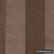 Gummerson - Valencia Nullabor Uncoated 150cm  | Curtain Fabric - Brown, Fire Retardant, Contemporary, Stripe, Synthetic, Traditional, Uncoated, Washable, Domestic Use