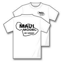 Maui Model Short Sleeve T-Shirt