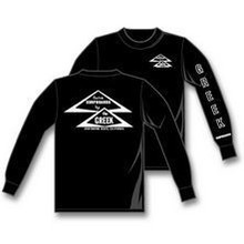 Classic Greek Triangle Long Sleeve T-Shirt