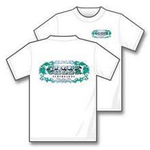 Greek Retro Floral Short Sleeve T-Shirt