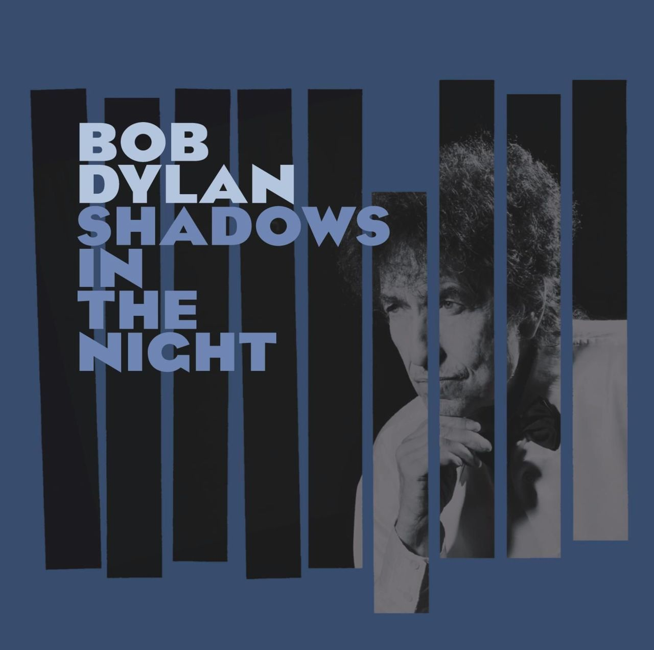 Bob Dylan sings Frank Sinatra - Shadows in the Night vinyl LP