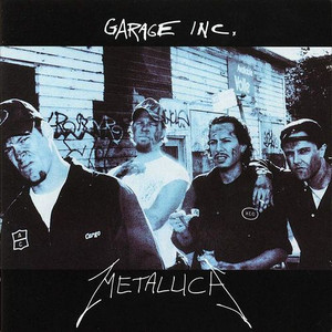 METALLICA - Garage Inc (3x LP Vinyl)