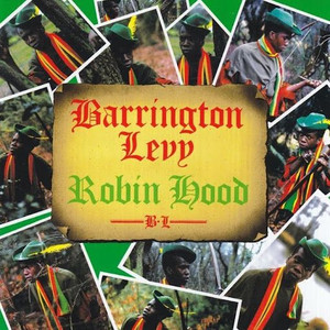 BARRINGTON LEVY - Robin Hood (Vinyl LP)