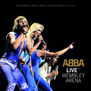 ABBA Live At Wembley Arena vinyl 3-LP
