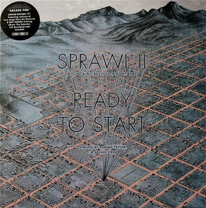 "ARCADE FIRE Sprawl II 12"" Vinyl Single"