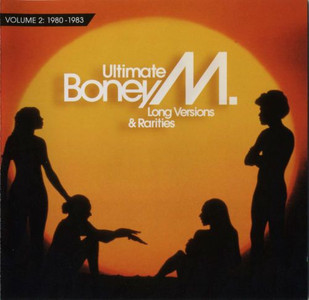 BONEY M Ultimate Long Versions & Rarities Vol 2 CD Album