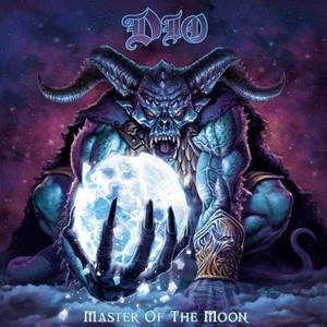 DIO - Master Of The Moon (CD ALBUM)