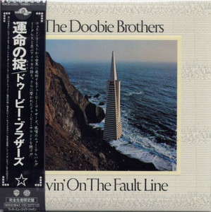 DOOBIE BROTHERS - Livin' On The Fault Line (CD ALBUM)