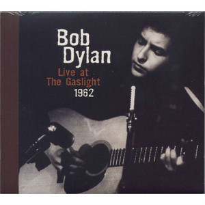 BOB DYLAN - Live At The Gaslight 1962 (CD ALBUM)