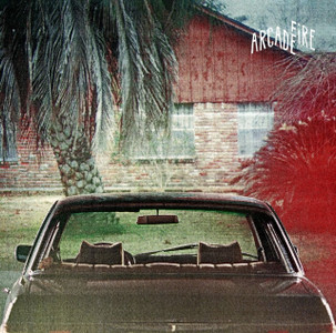 ARCADE FIRE The Suburbs 2x LP Vinyl