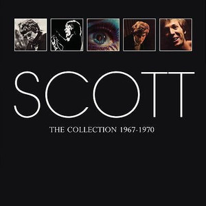 SCOTT WALKER The Collection 1967-1970 4x LP Vinyl