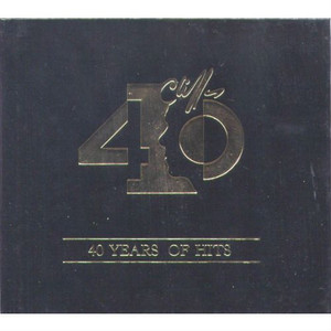 CLIFF RICHARD - 40 Years Of Hits (CD ALBUM)