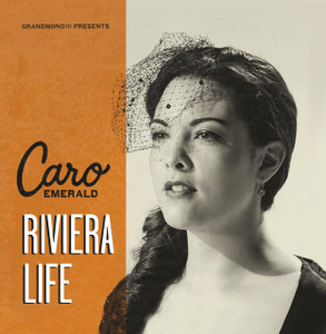 CARO EMERALD Riviera Life CD Single