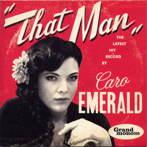 CARO EMERALD That Man CD Single