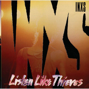 INXS Listen Like Thieves Vinyl LP