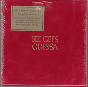 BEE GEES Odessa CD Box Set
