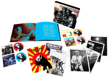 THE JAM Setting Sons CD Box Set