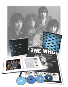 THE WHO Tommy CD Box Set