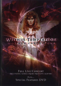 WITHIN TEMPTATION Mother Earth Tour DVD