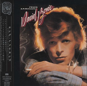 DAVID BOWIE - Young Americans (CD ALBUM)