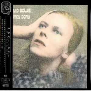 DAVID BOWIE - Hunky Dory (CD ALBUM)
