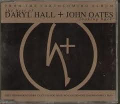 "DARYL HALL & JOHN OATES - Looking Back Sampler (5"" CD SINGLE)"