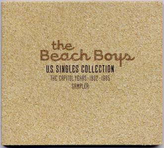 BEACH BOYS - U.S. Singles Collection Sampler (CD ALBUM)