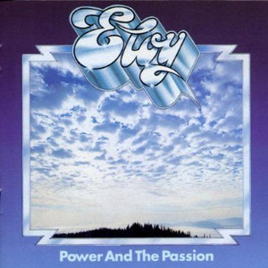 ELOY - Power And The Passion (CD ALBUM)