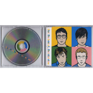 BLUR - The Best Of The Radio Show (CD ALBUM)