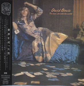 DAVID BOWIE - The Man Who Sold The World (CD ALBUM)