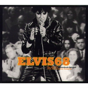 "ELVIS PRESLEY - Elvis 68 30th Anniversary Sampler (5"" CD SINGLE)"