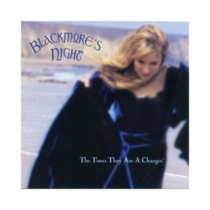 """BLACKMORE'S NIGHT - The Times They Are A Changin' (5"""" CD SINGLE)"""
