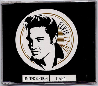 "ELVIS PRESLEY - Rags To Riches (5"" CD SINGLE)"