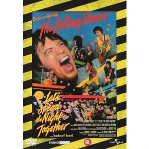 ROLLING STONES - Let's Spend The Night Together (DVD)