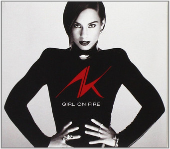 ALICIA KEYS Girl On Fire CD Album